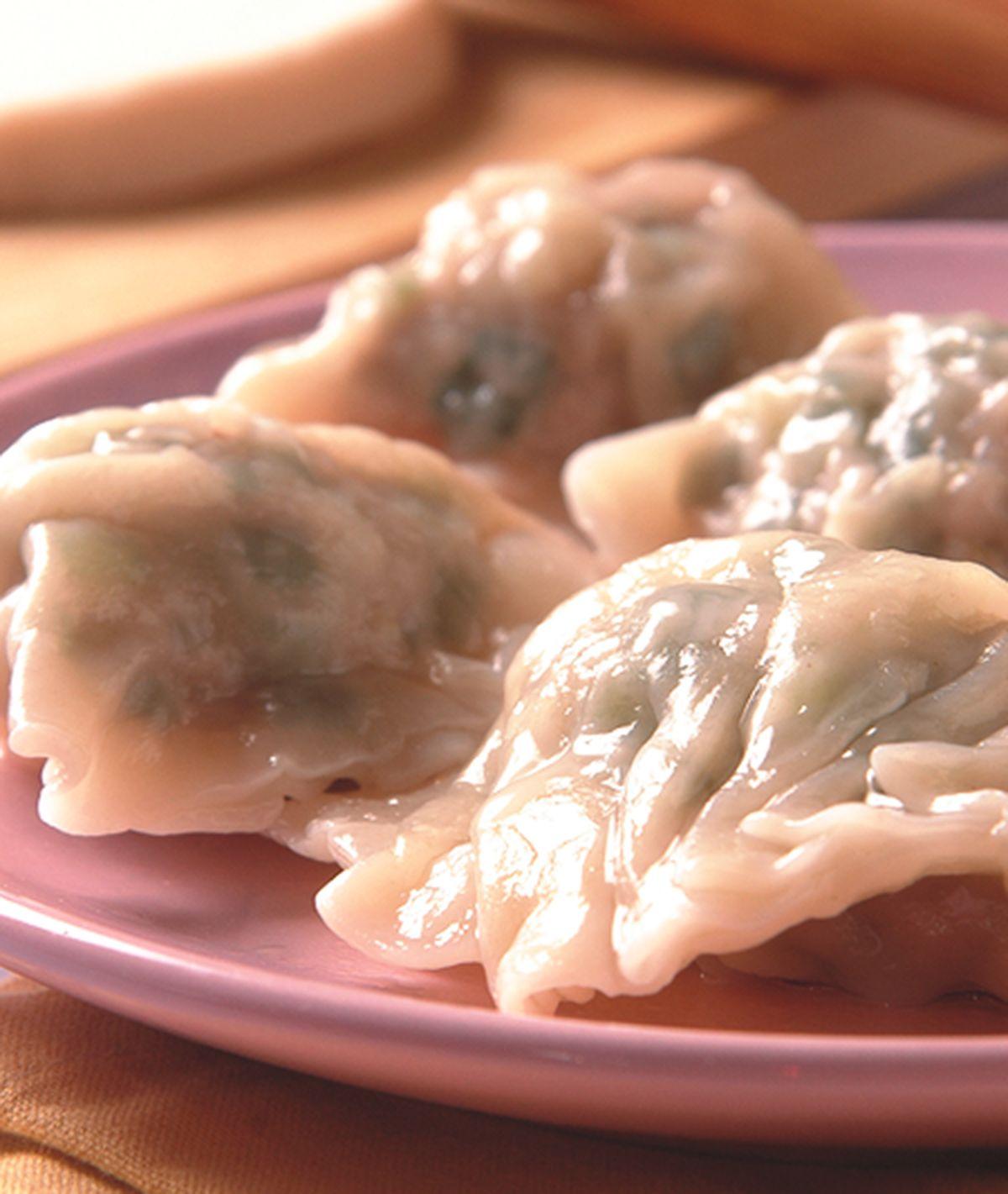食譜:韭菜水餃(1)