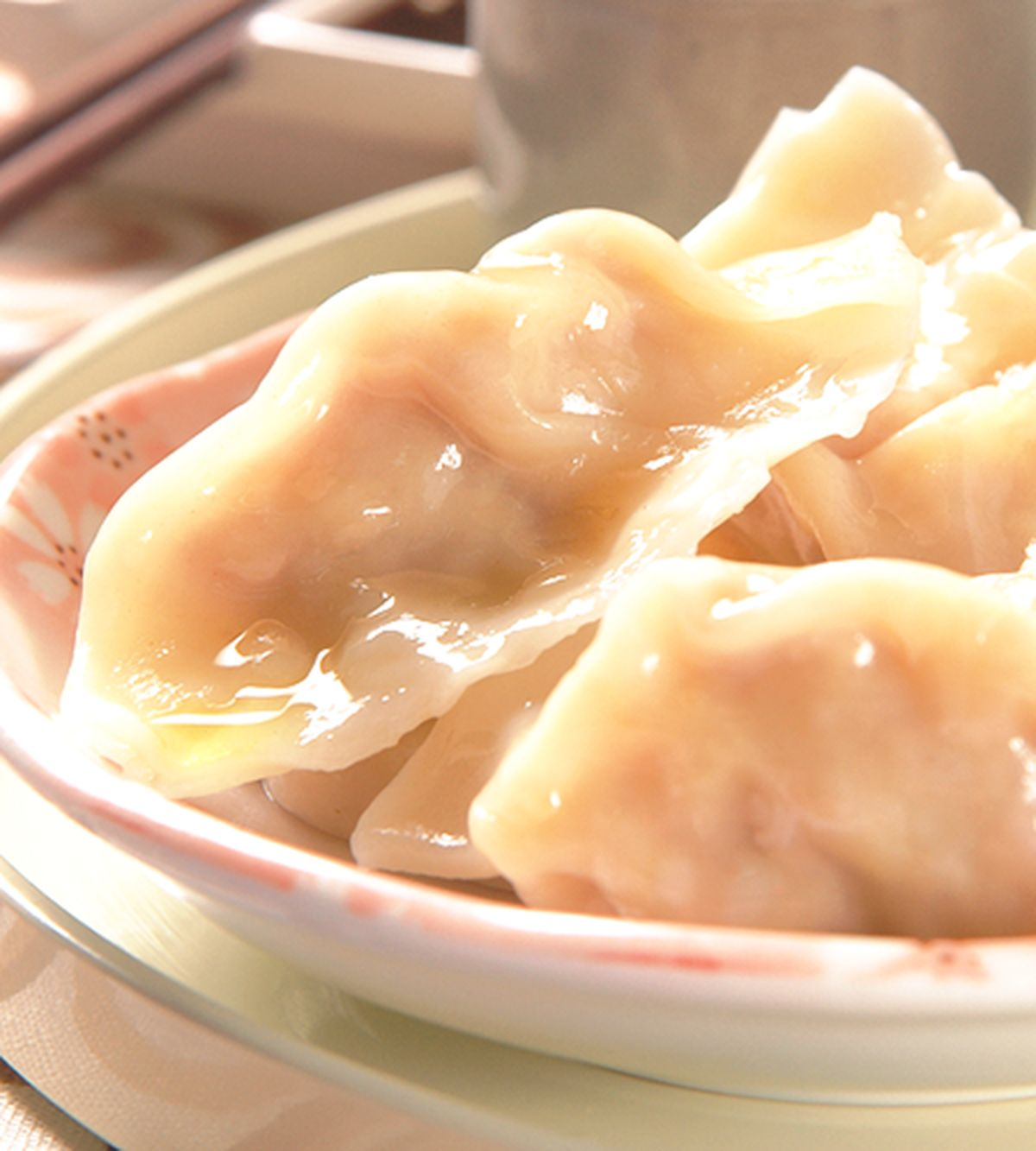 食譜:青木瓜水餃