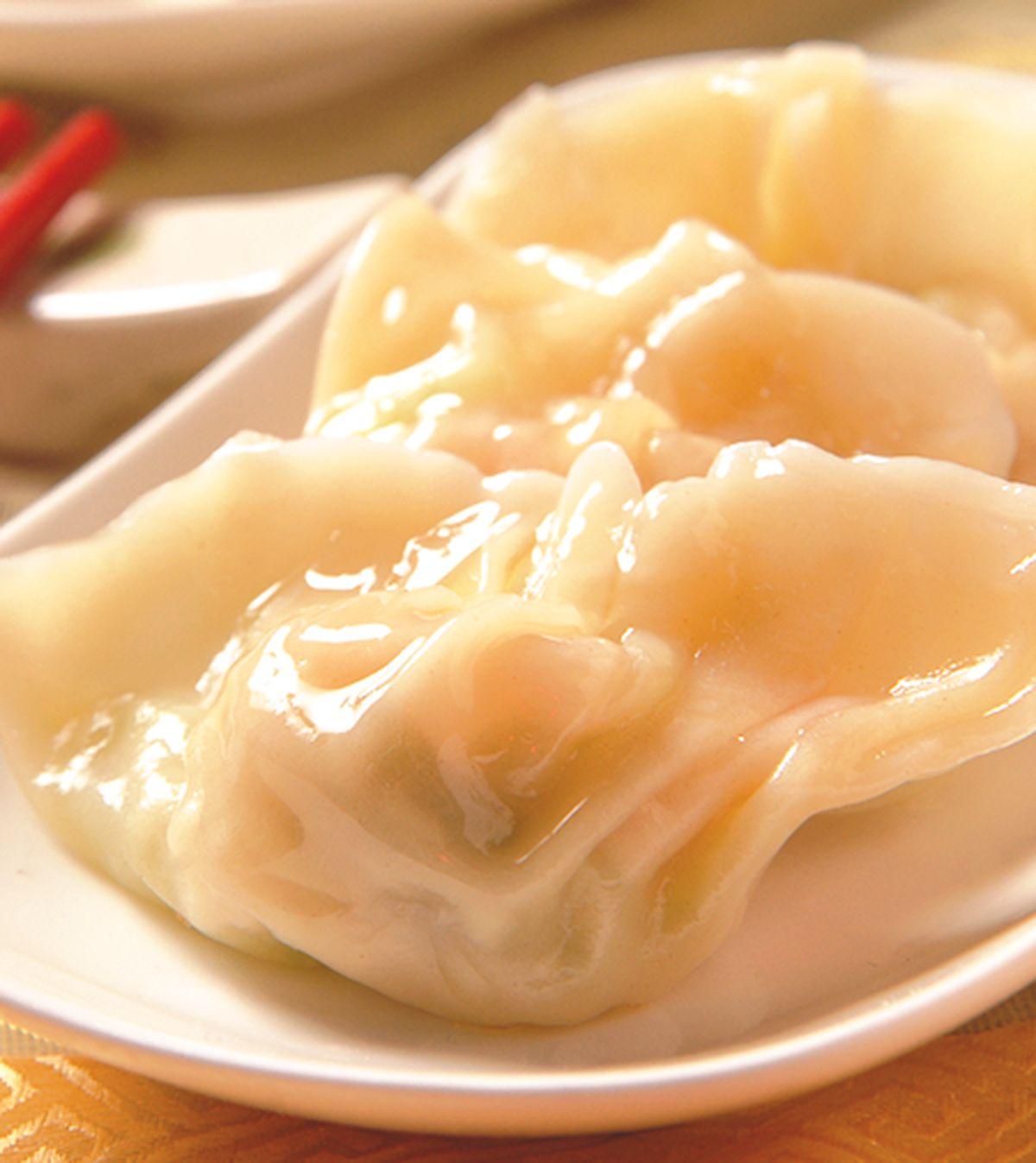 食譜:絲瓜水餃