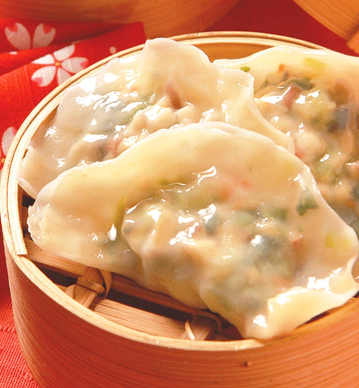 食譜:蔬菜素水餃