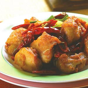 椒麻雞(2)