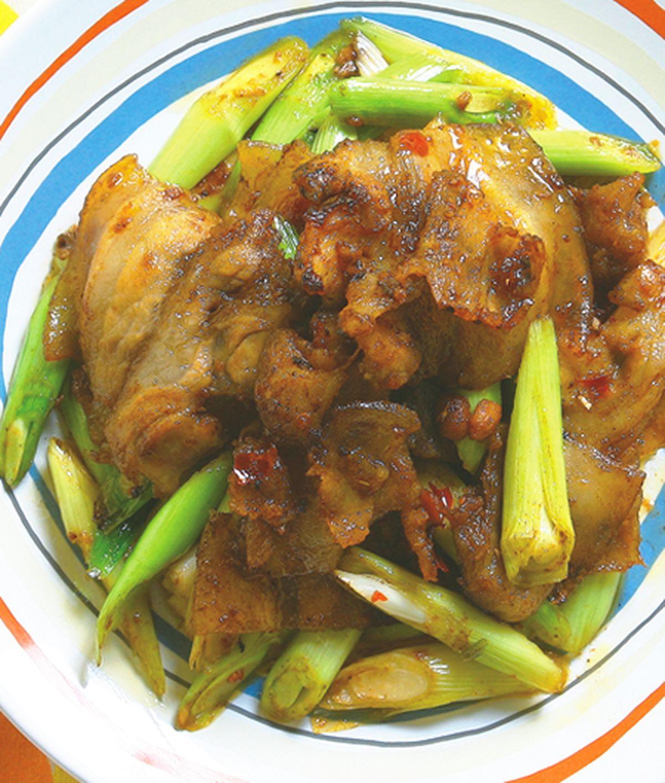 食譜:回鍋肉(1)