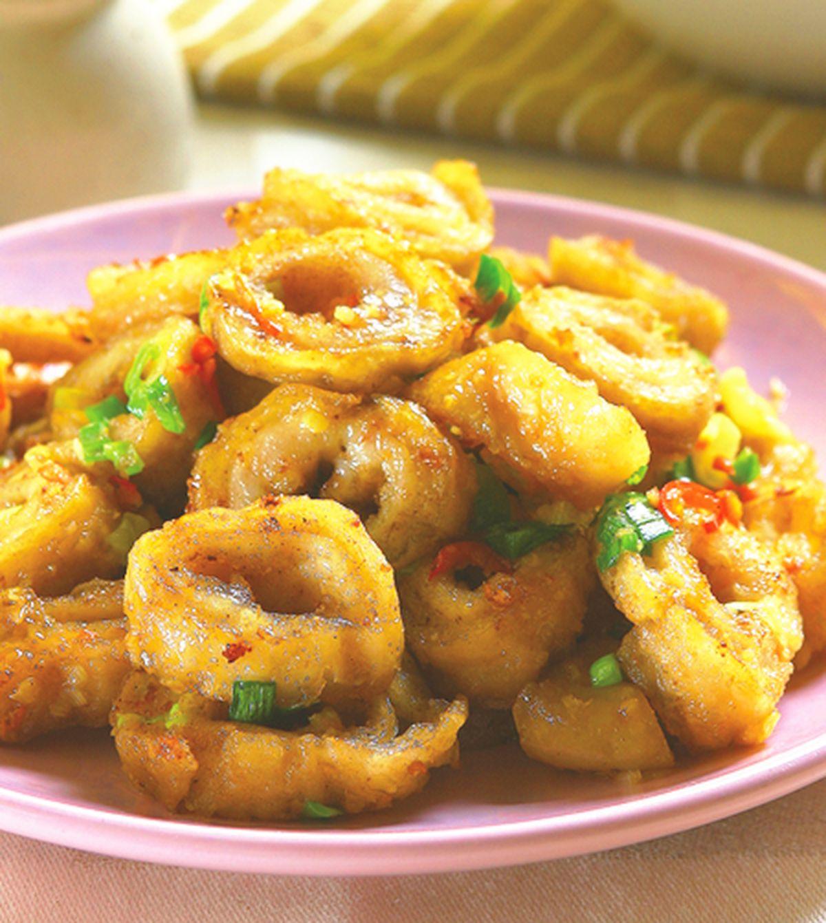 食譜:椒鹽肥腸