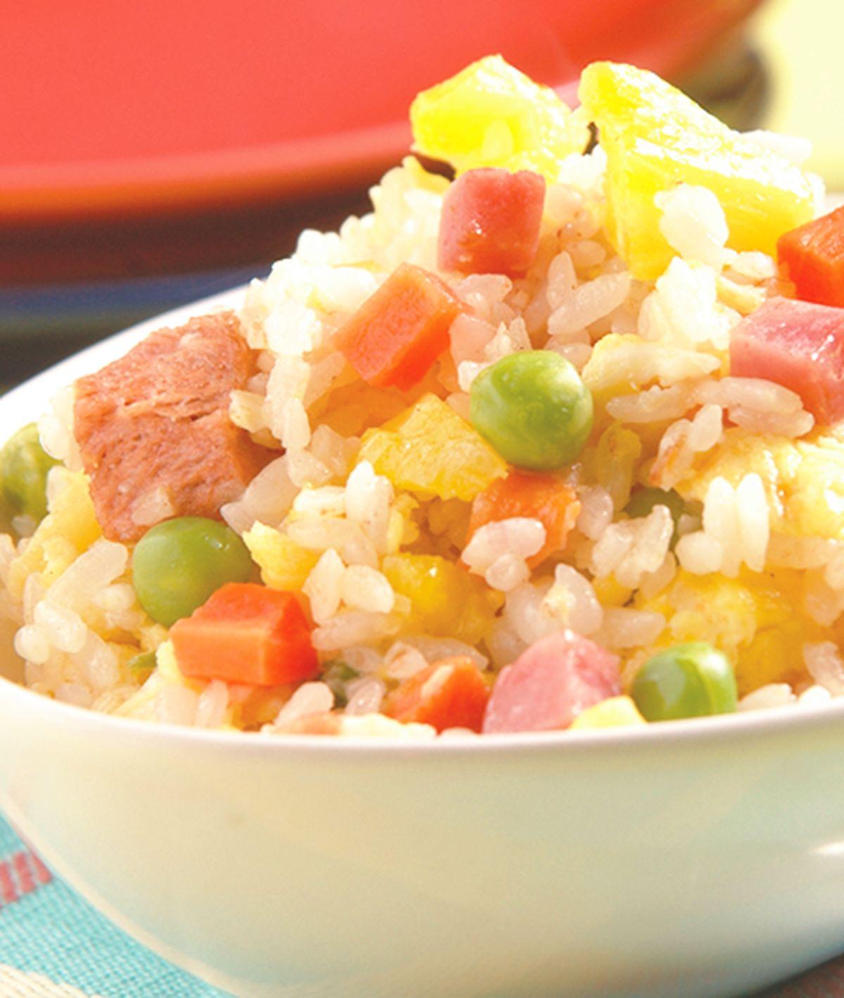 食譜:夏威夷炒飯