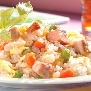 鮭魚炒飯(2)