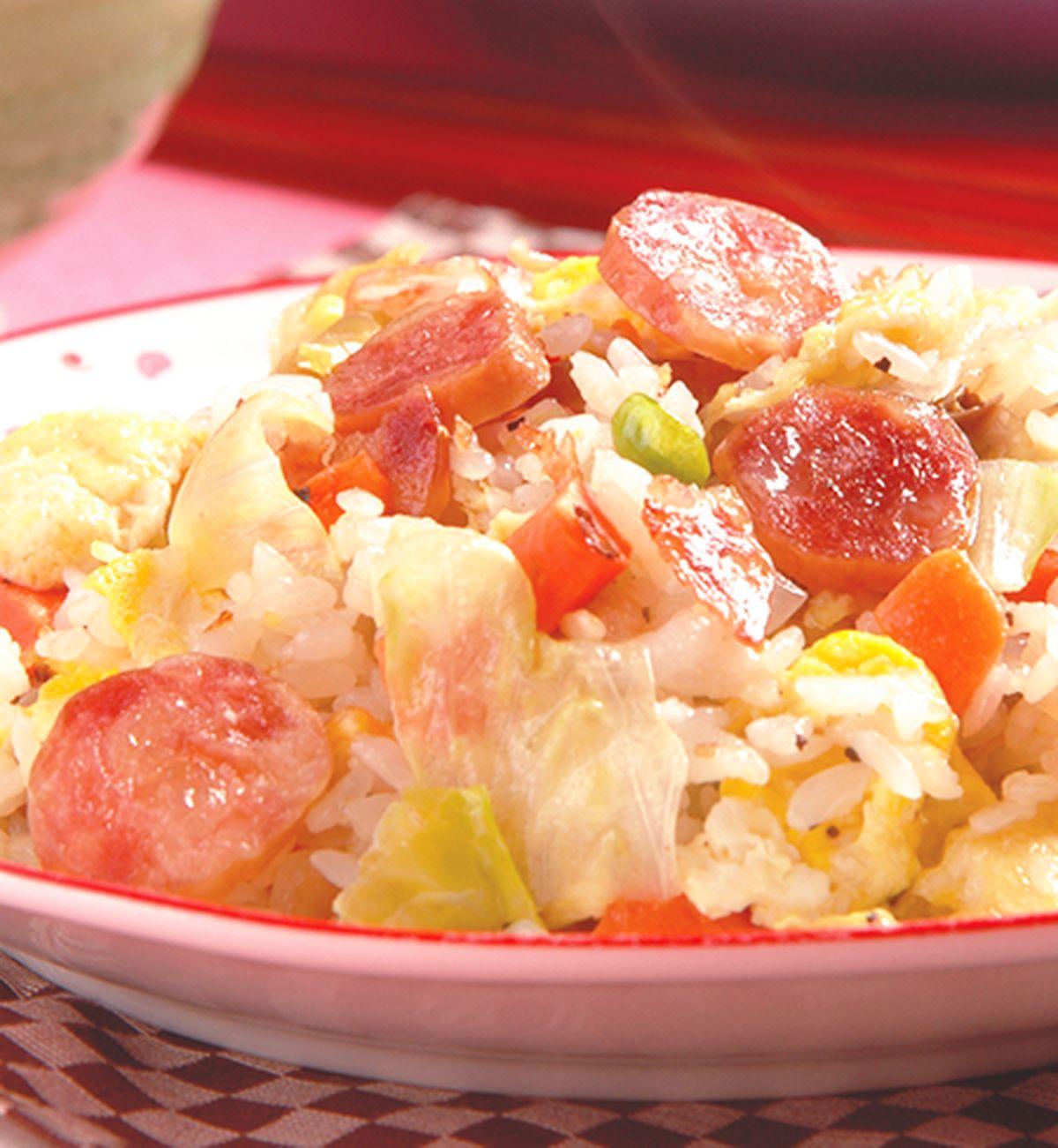 食譜:廣州炒飯(2)