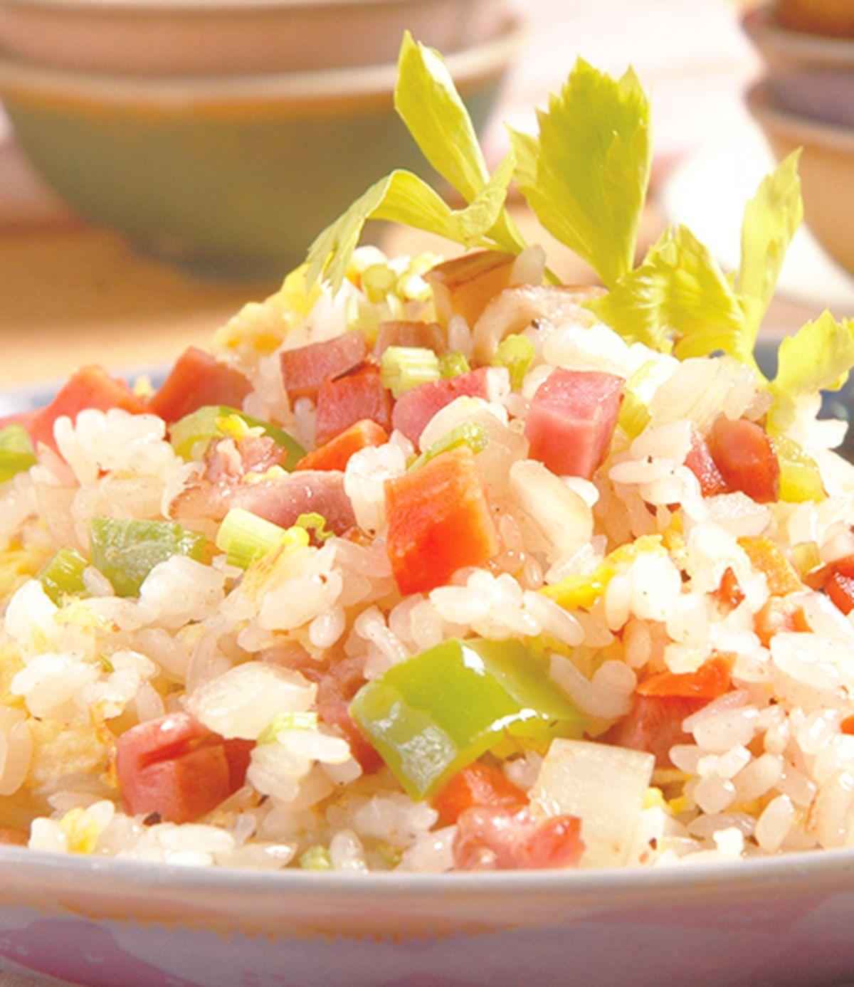 食譜:叉燒什錦炒飯