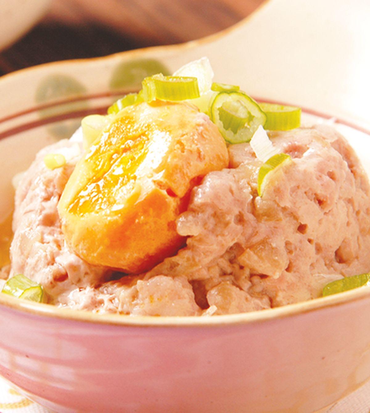 食譜:蛋黃瓜子肉