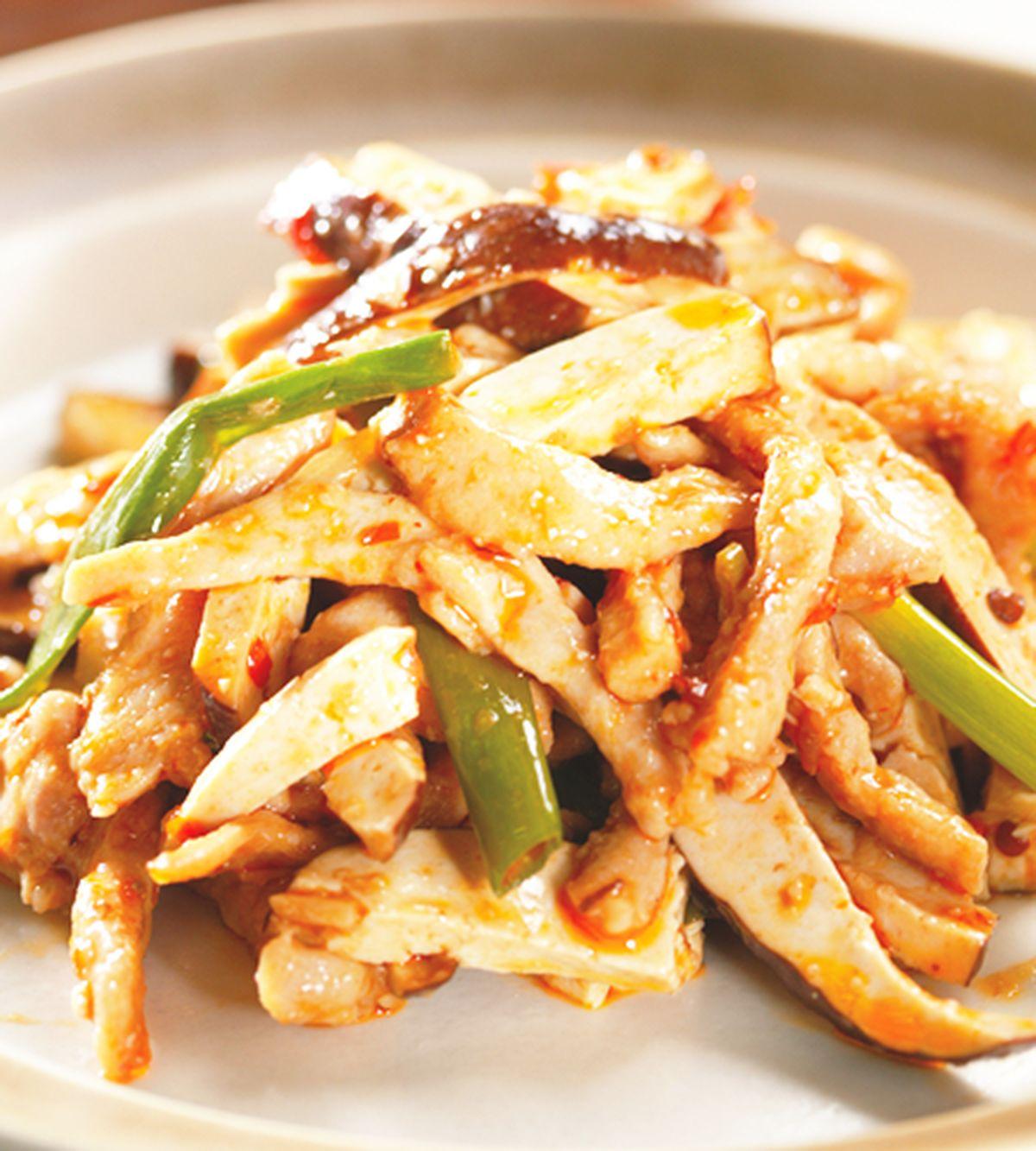 食譜:辣豆瓣炒豆干