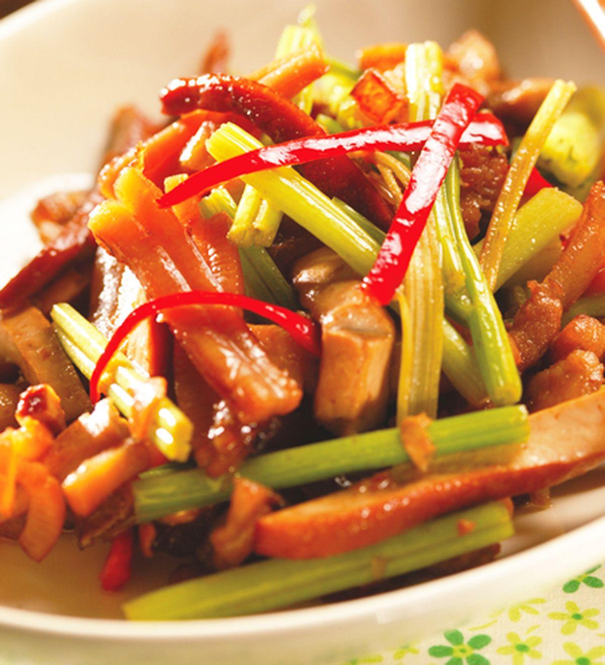 食譜:客家小炒(3)