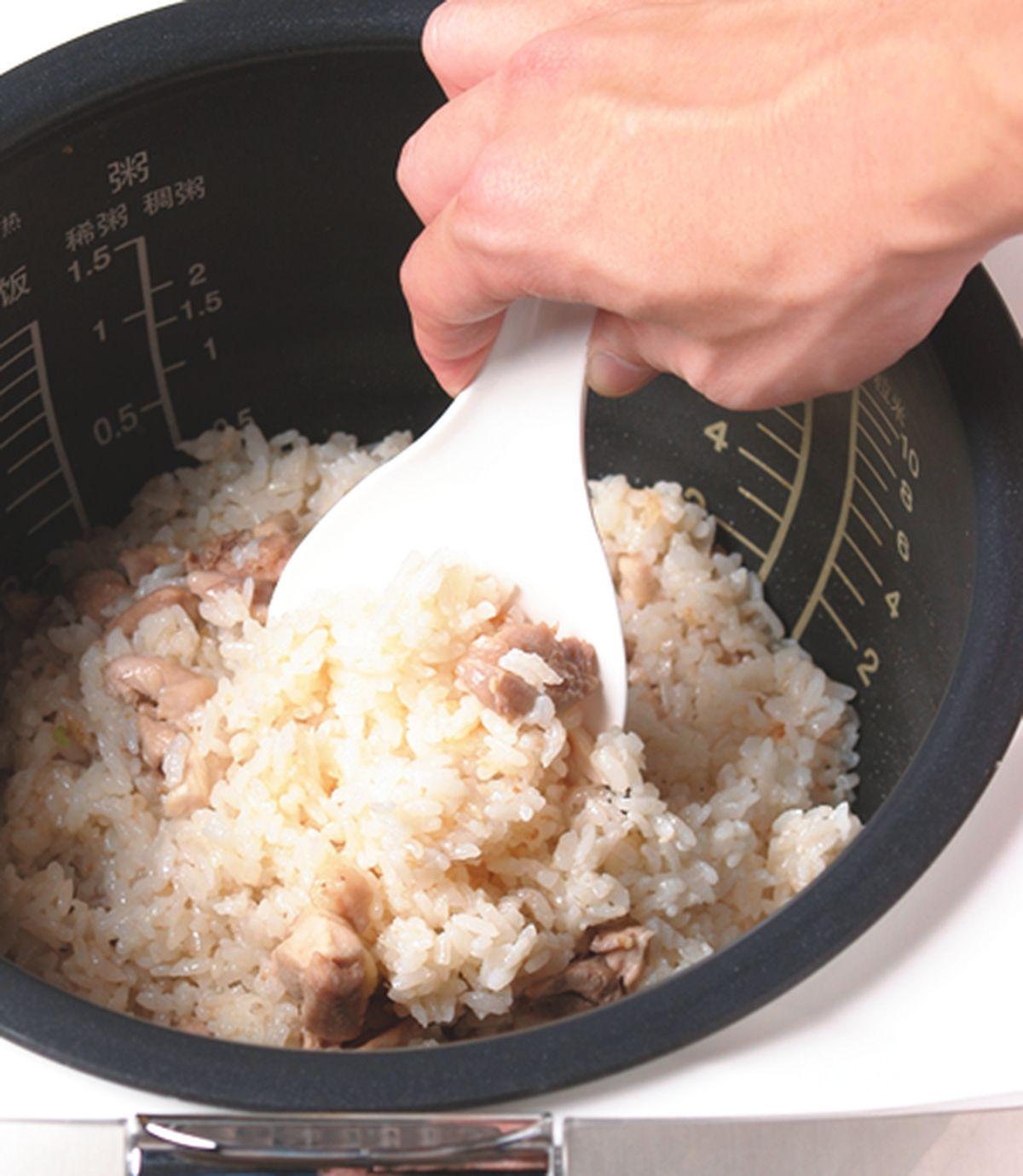 食譜:麻油雞飯