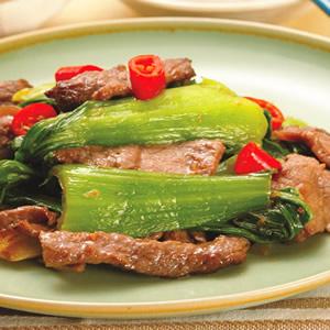 沙茶牛肉(5)