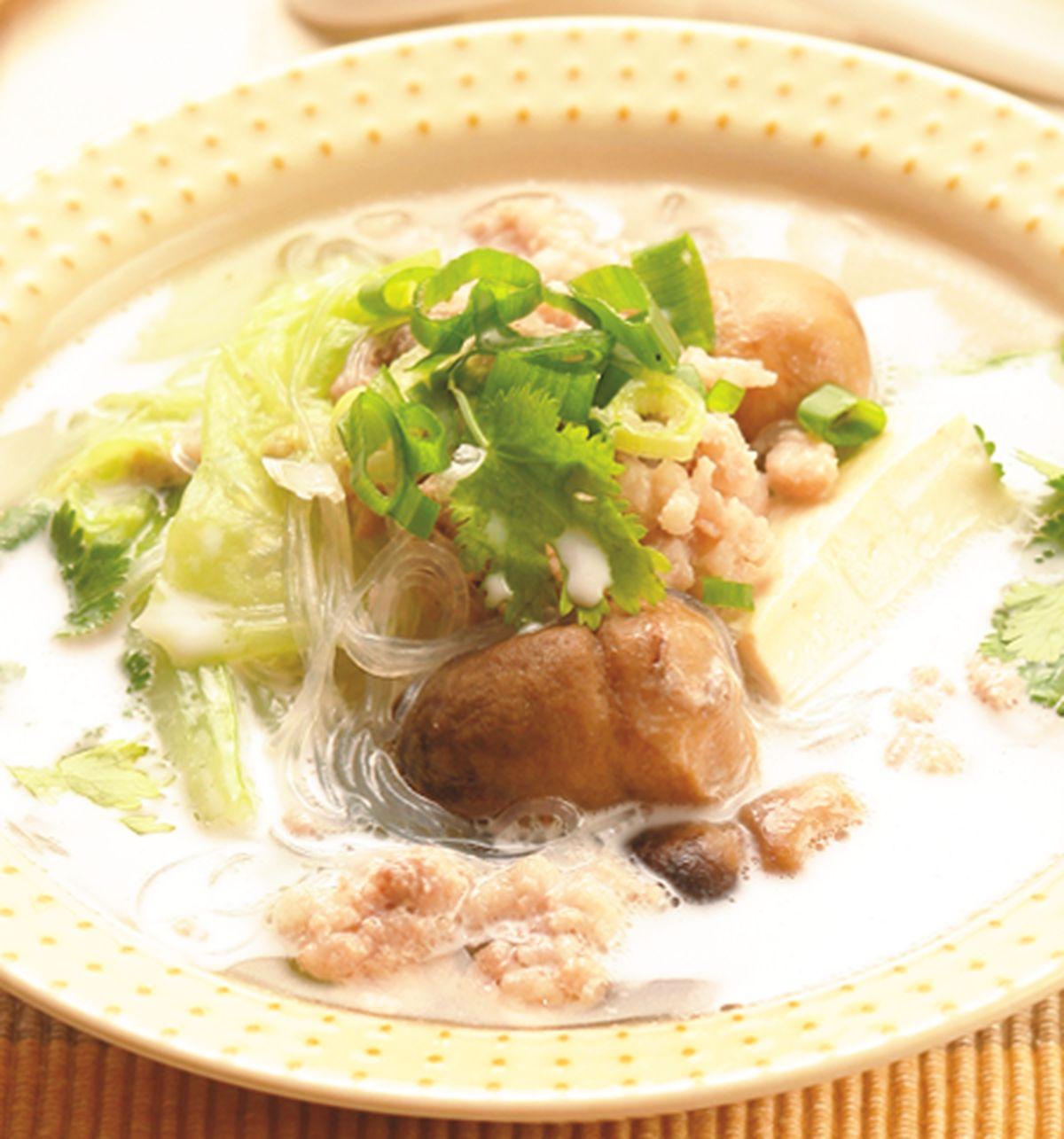 食譜:泰式豆腐湯