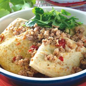魚香臭豆腐
