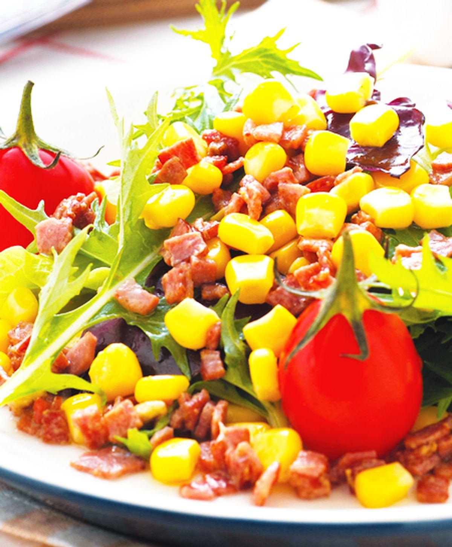 食譜:甜園玉米沙拉