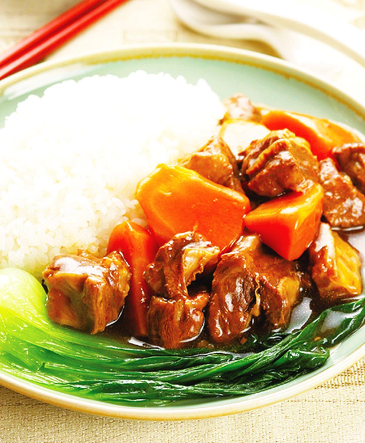 食譜:紅燒牛腩燴飯