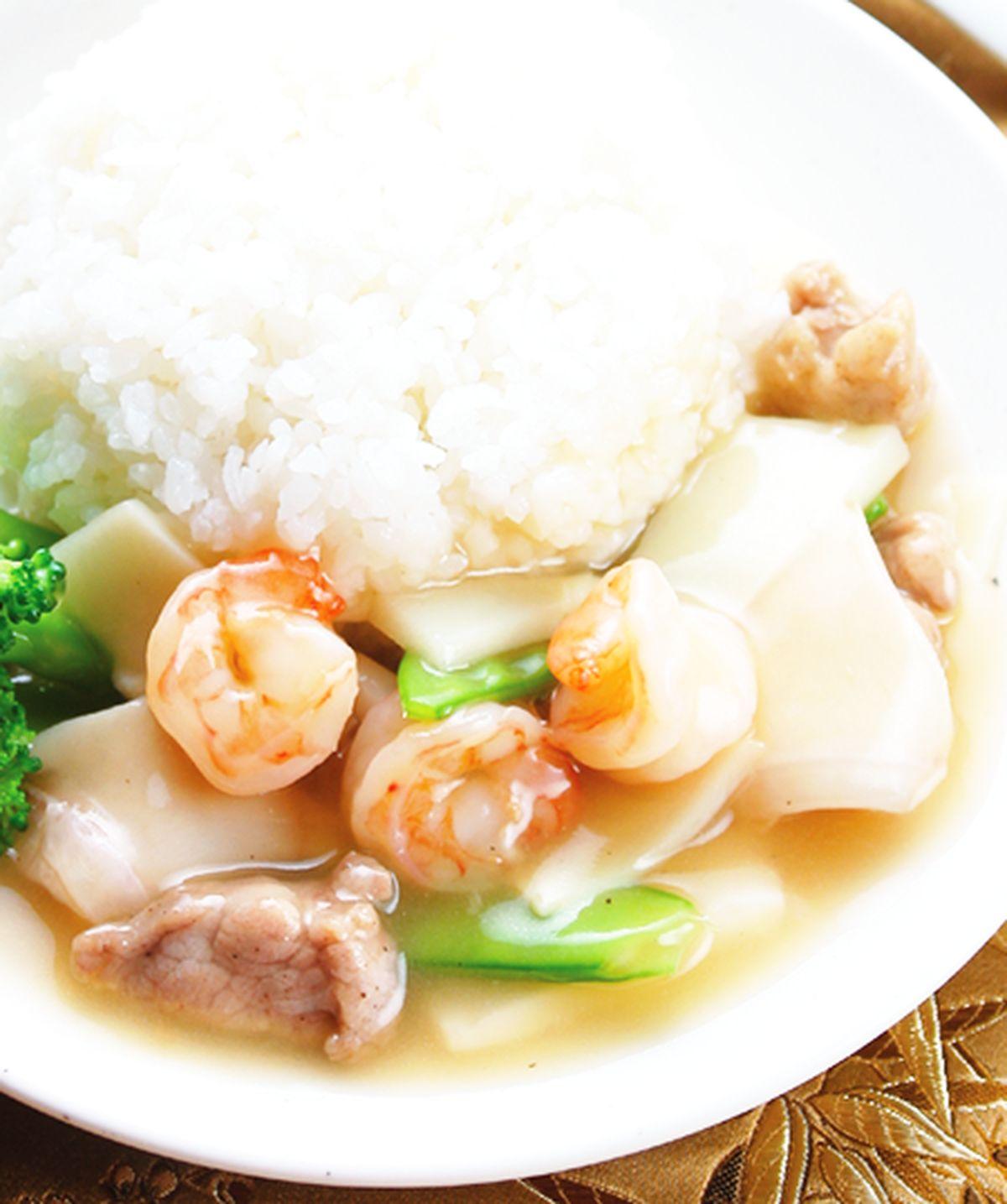 食譜:三鮮燴飯(1)