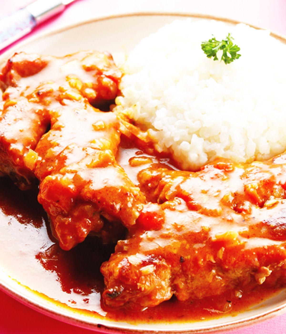食譜:蕃茄肋排燴飯