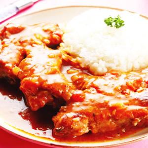 蕃茄肋排燴飯