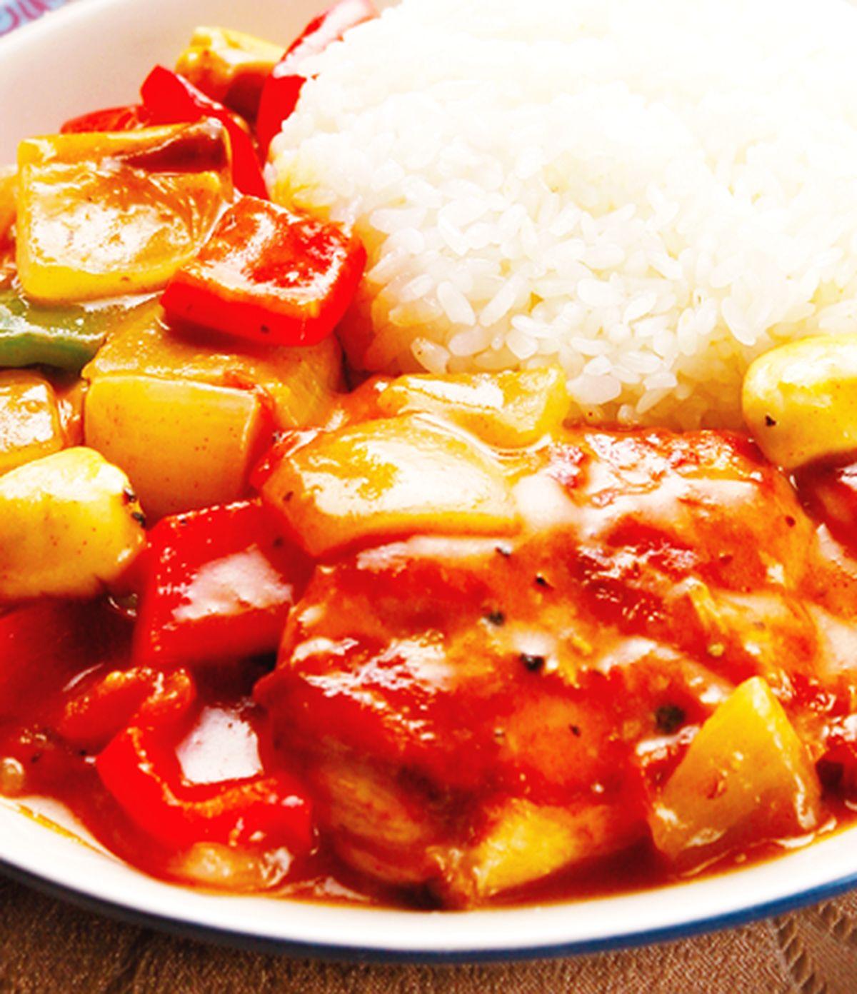 食譜:蒜香雞排燴飯