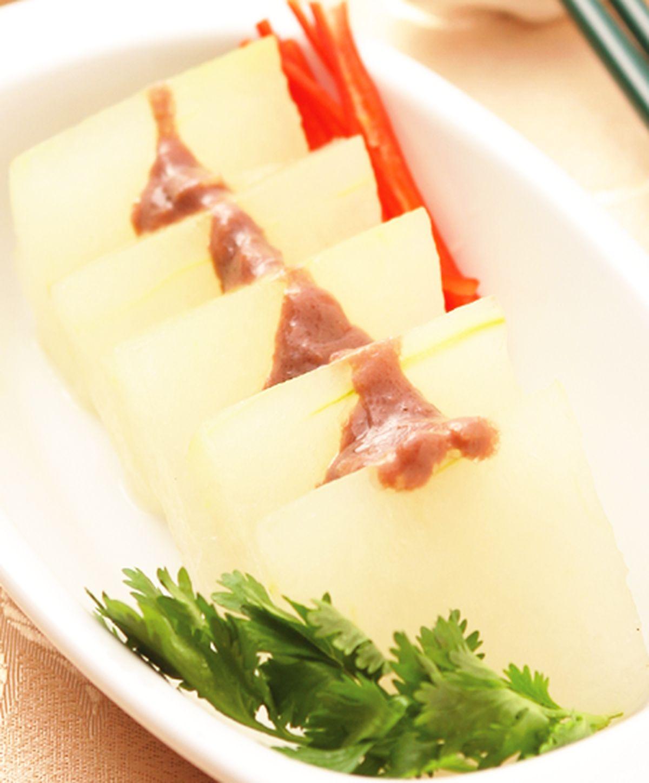 食譜:冰鎮蝦醬冬瓜