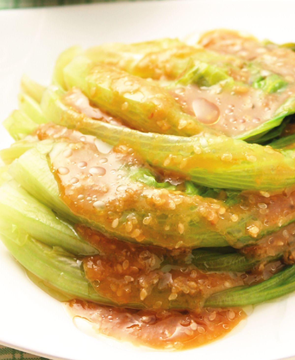 食譜:味噌大陸A菜