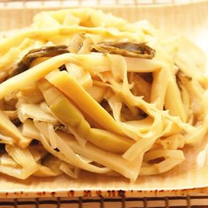 覆菜滷筍絲