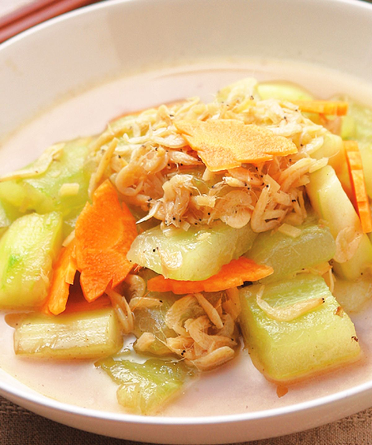 食譜:蝦皮大黃瓜