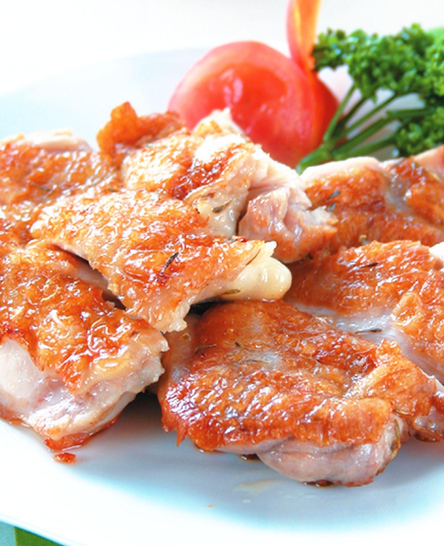 食譜:香草煎雞腿排
