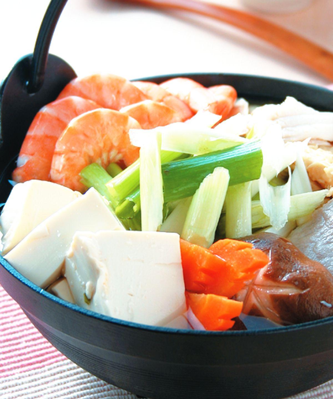 食譜:什錦豆腐鍋