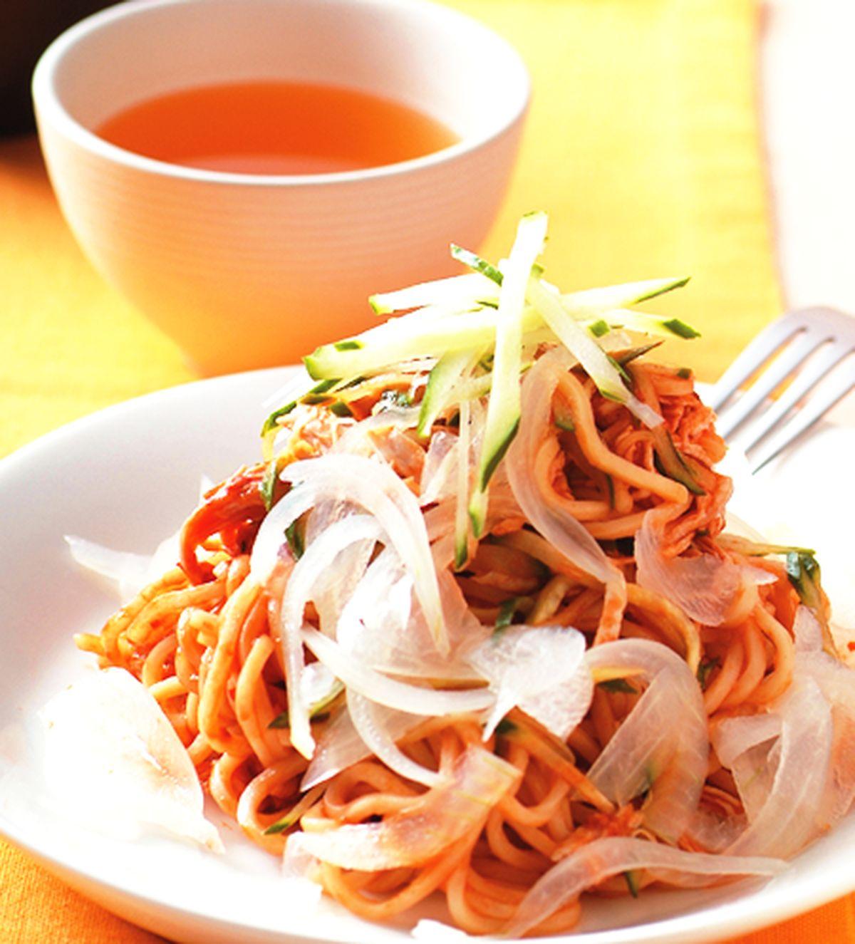 食譜:雞絲京都醬拌麵