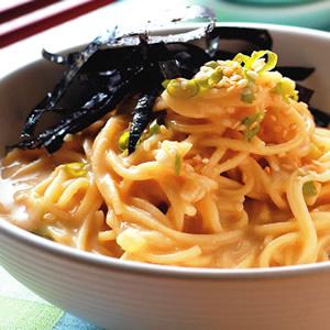 味噌海苔麵
