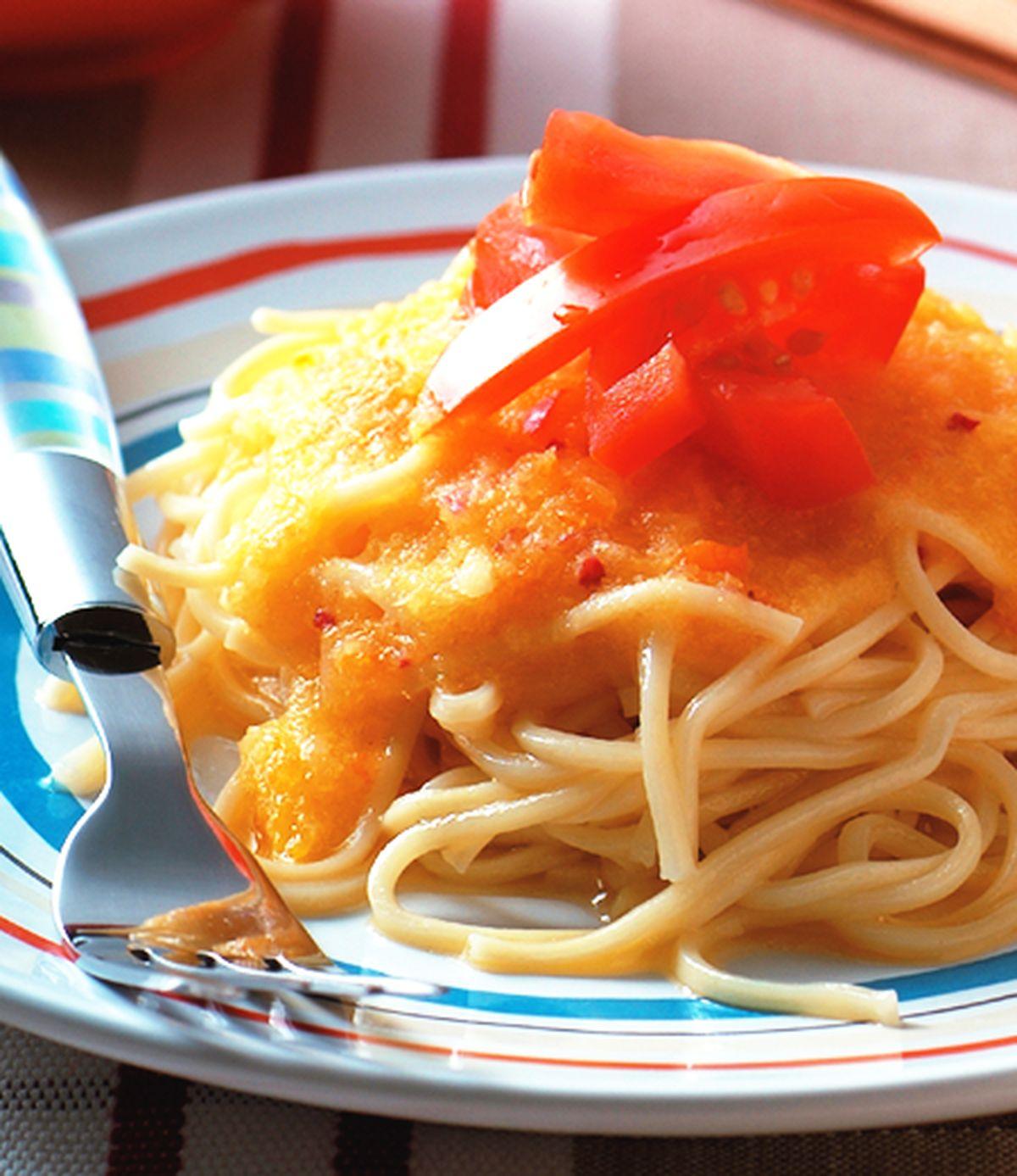 食譜:鮮果醬涼麵
