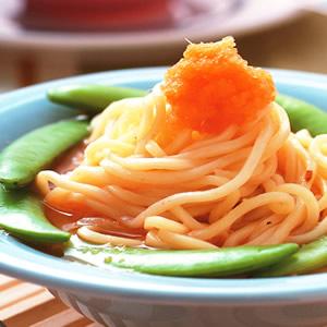 芹菜紅蘿冷湯麵