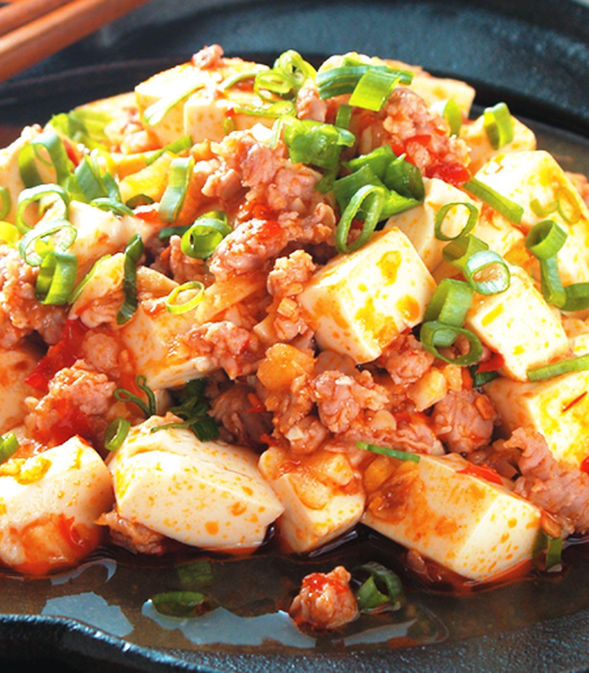 食譜:麻婆豆腐(15)