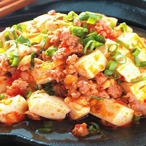 麻婆豆腐(15)