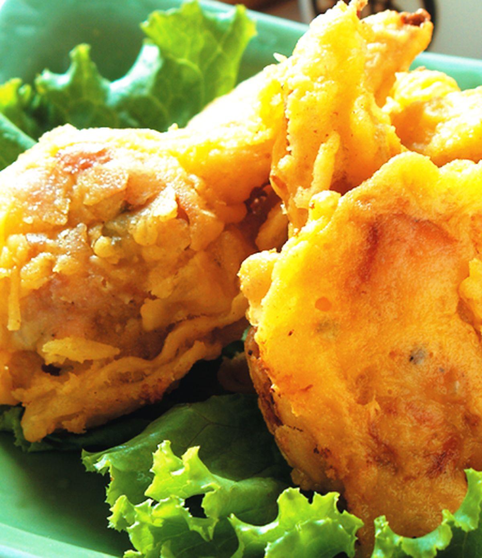 食譜:香蔥雞翅