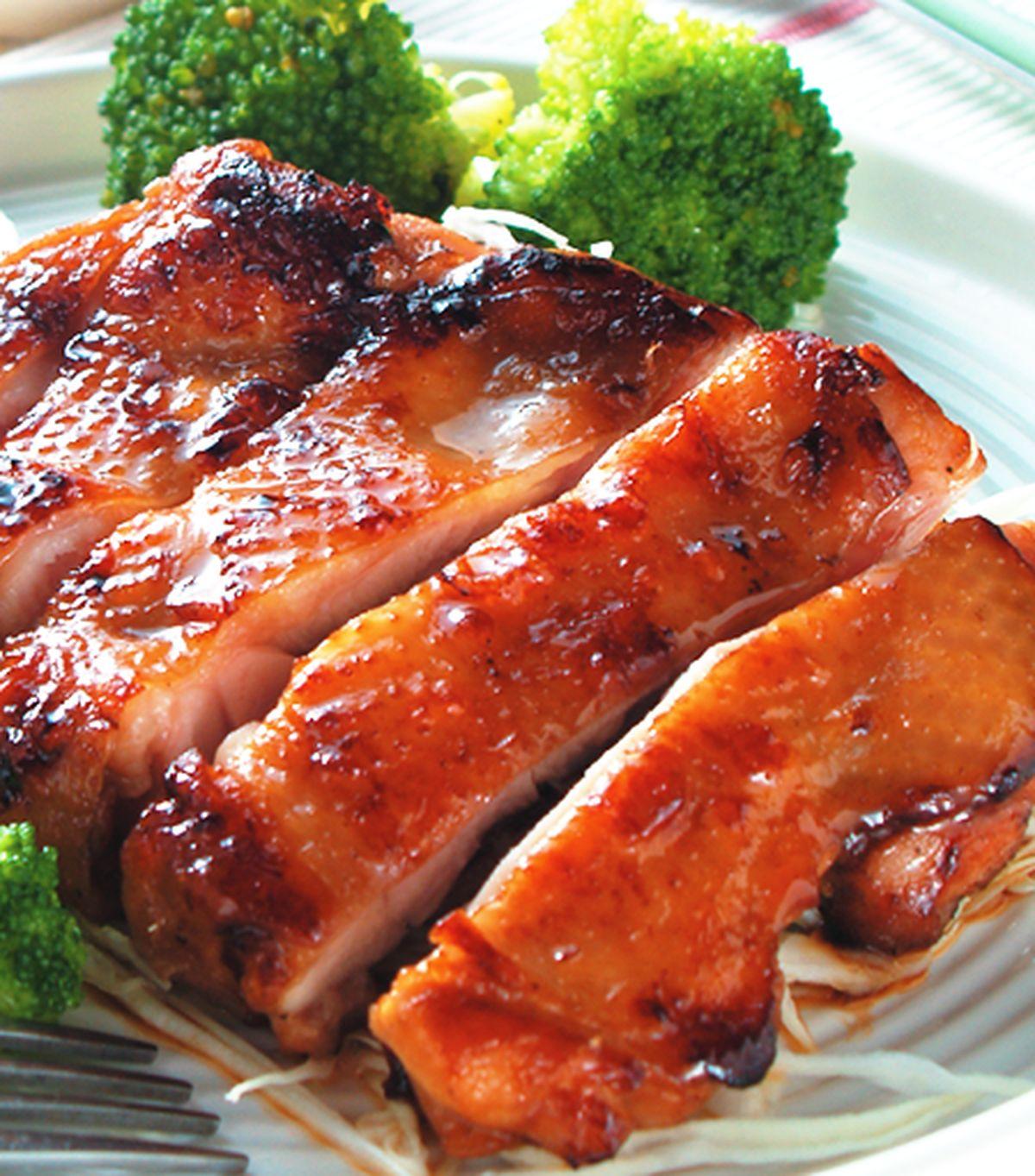 食譜:香煎雞腿排
