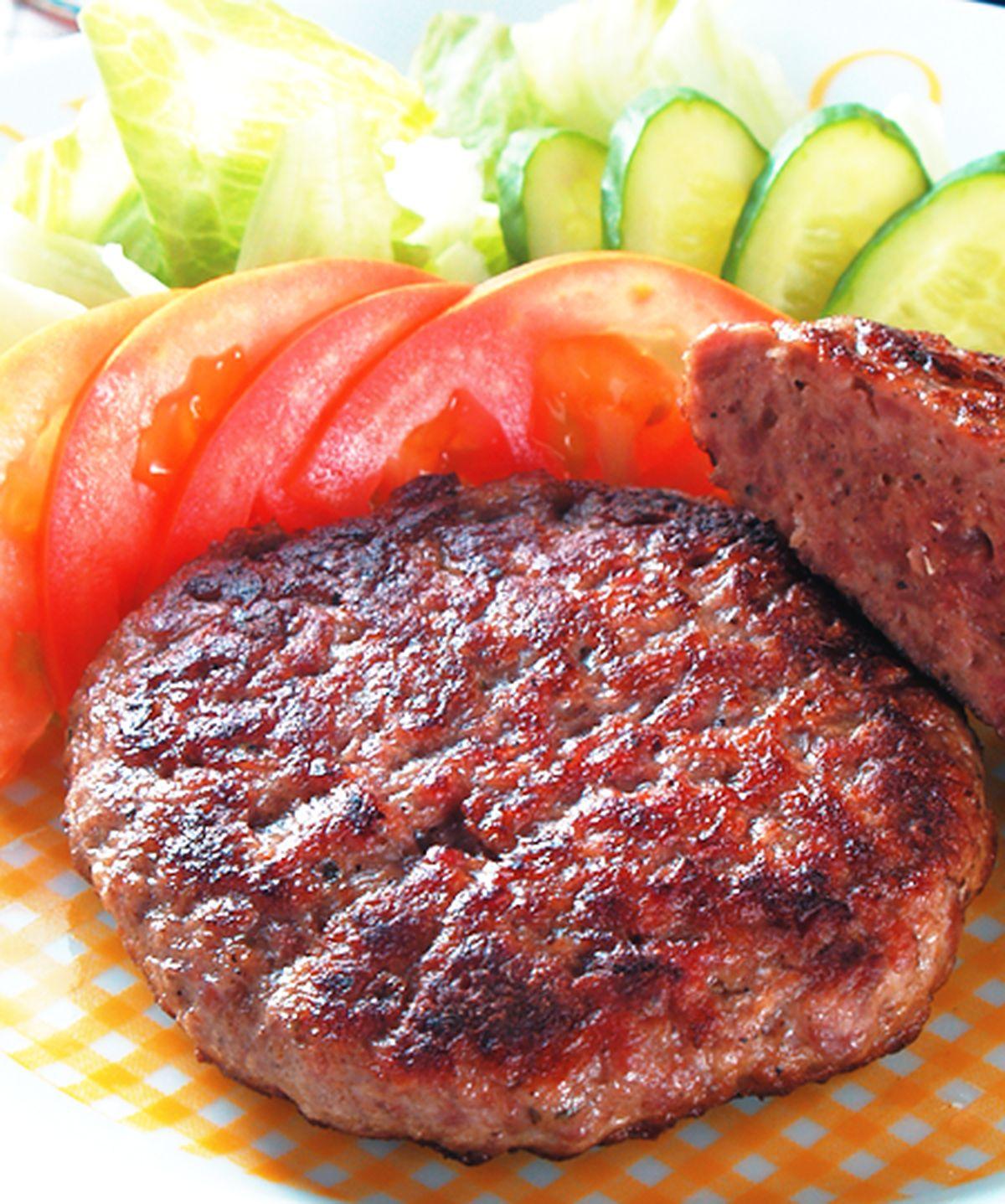 食譜:傳統牛肉漢堡肉餅