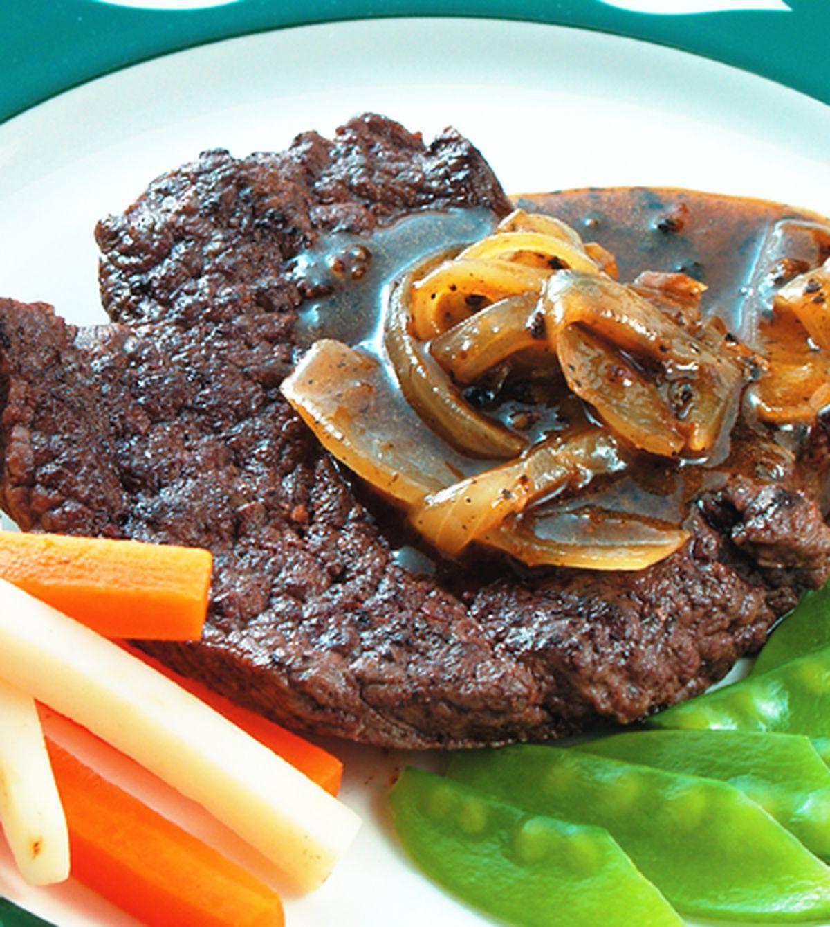 食譜:沙朗牛排