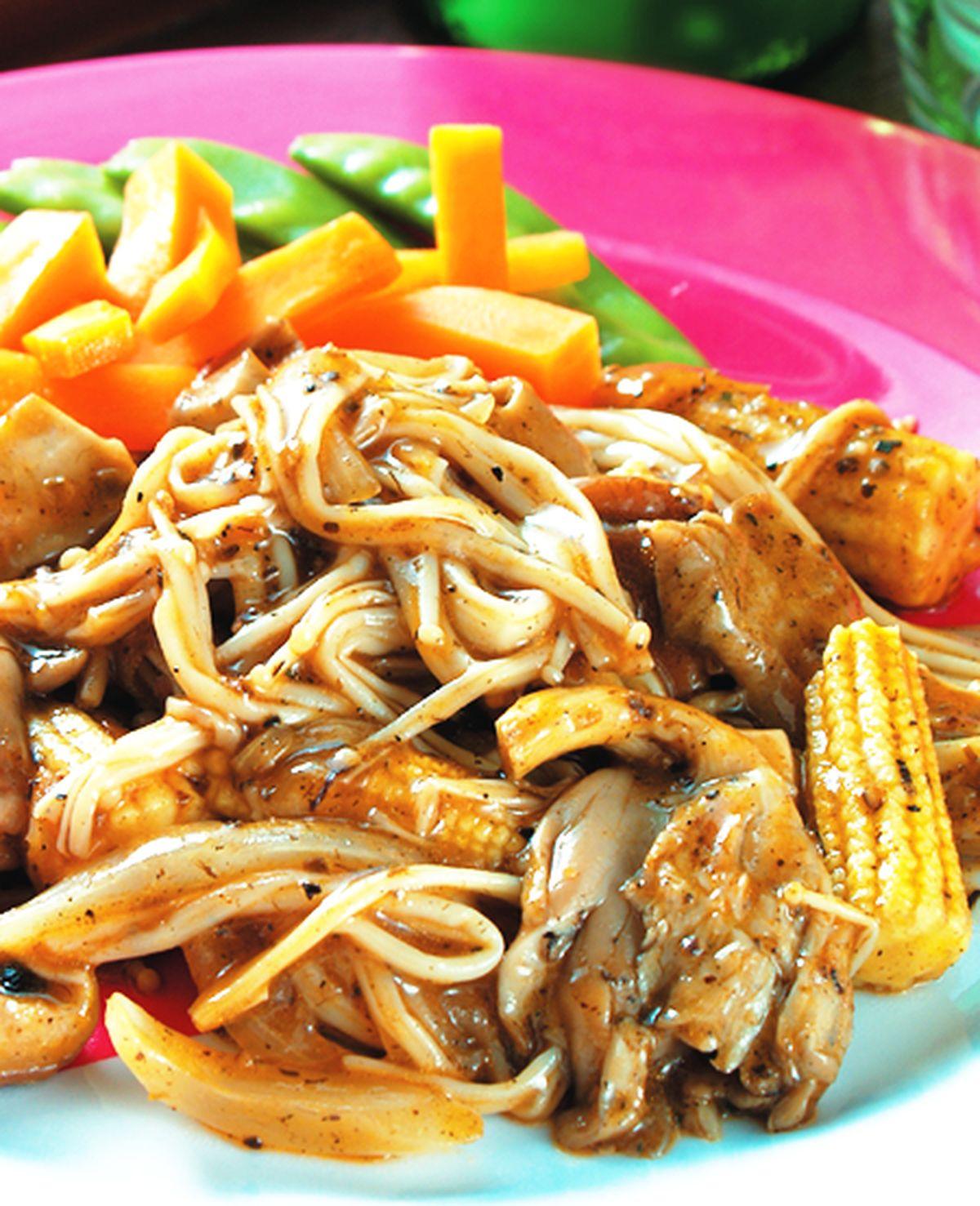 食譜:什錦鮮菇