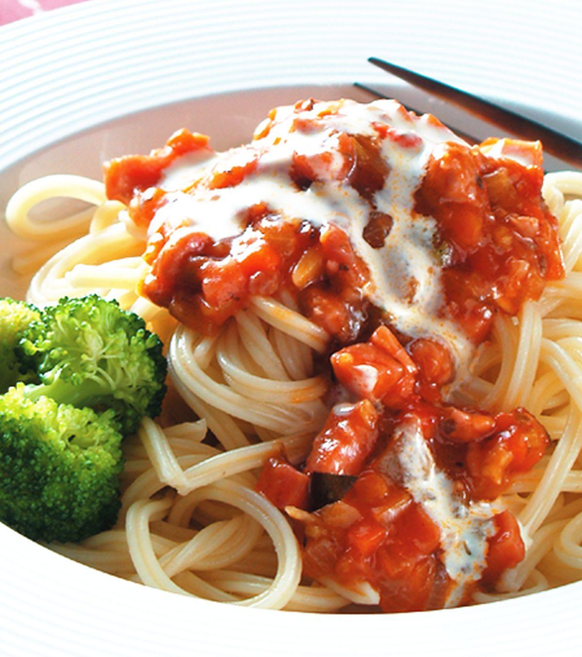 食譜:樵夫式義大利麵