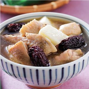 黑棗山藥雞湯