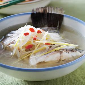 蘿蔔絲鱸魚