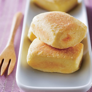 鳳梨酥-脆皮的製作