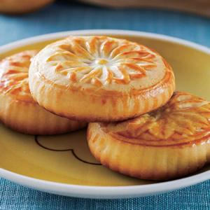 鳳梨酥-傳統皮的製作
