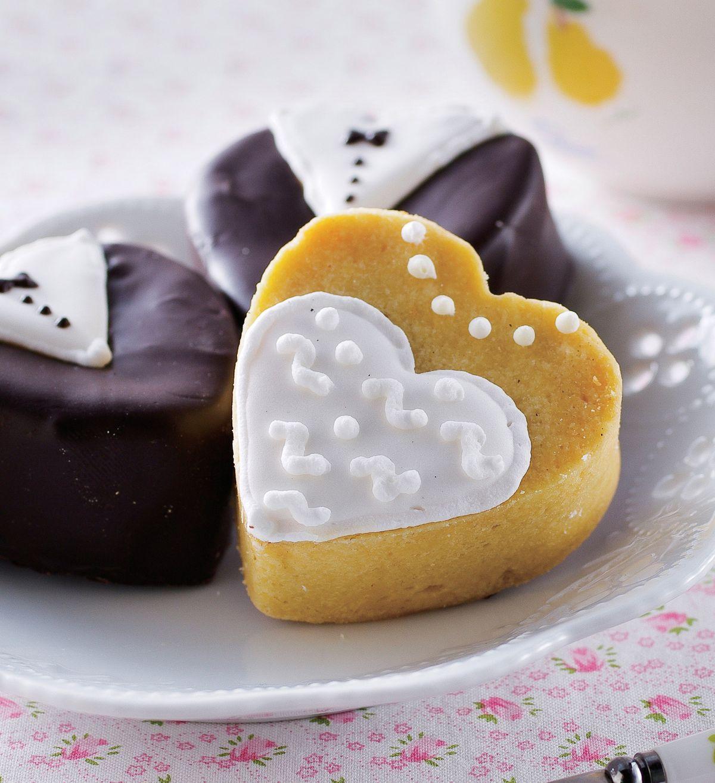 食譜:糖霜巧克力鳳梨酥