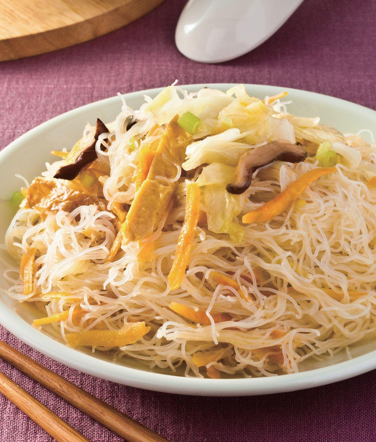 食譜:地瓜炒米粉