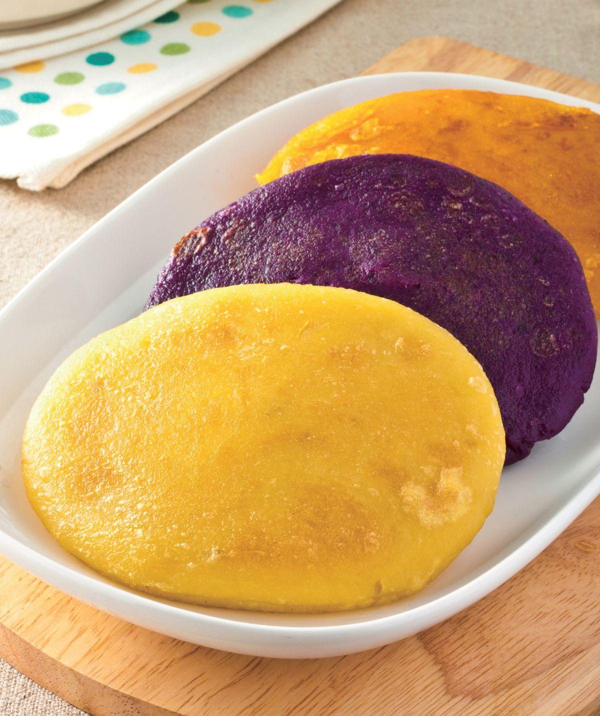 食譜:地瓜煎餅(2)