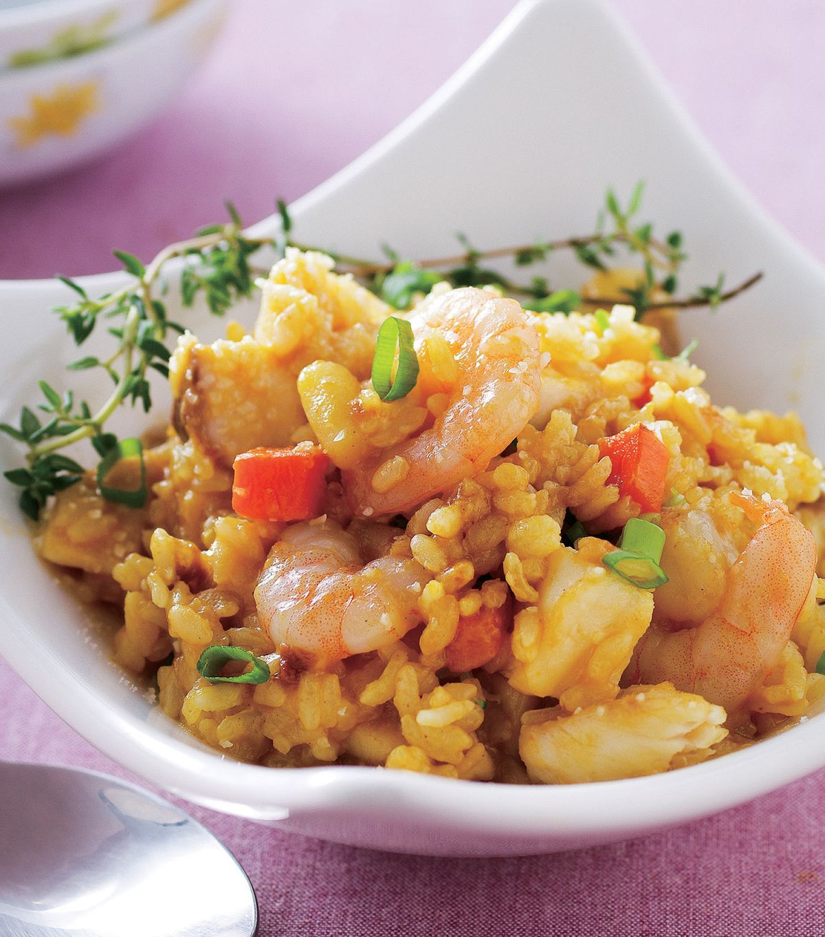 食譜:什錦海鮮燉飯
